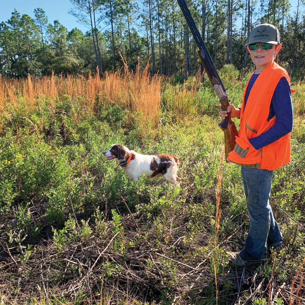 Lightsey Ranch; Florida hunting preserves