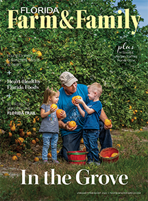 Florida Farm & Family JAN 2021cover